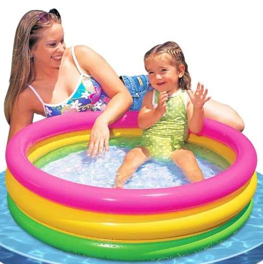 Piscina Aros Intex 86x25cm