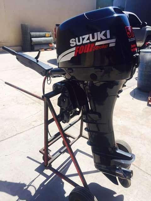 motor suzuki 50 fuera de borda
