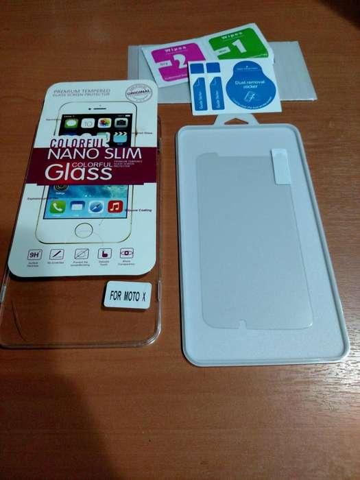 Vidrio Protector Gorila Glass Moto X