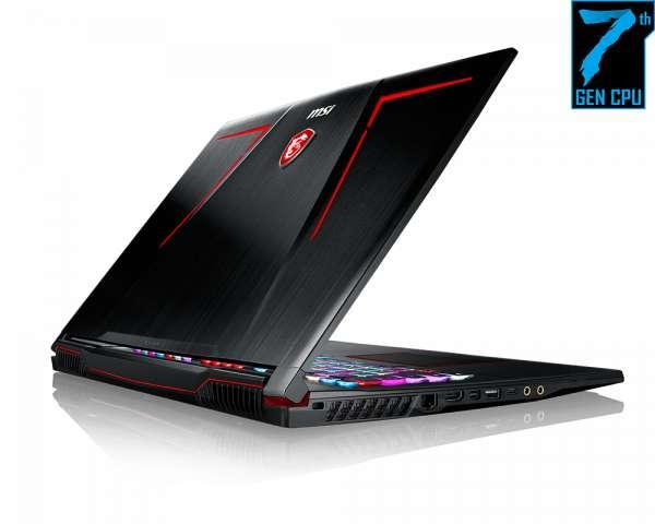 Notebook Gamer Msi Ge73vr 7re Raider I7 Gtx1060 120hz Ssd