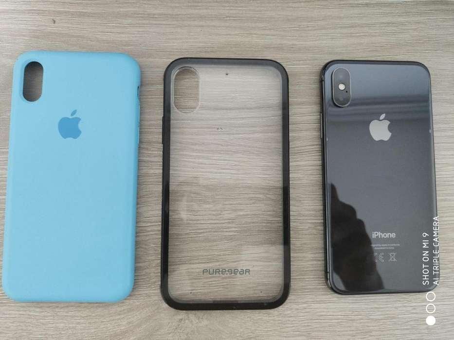 iPhone Xs 64gb black Entrega Inmediata Original