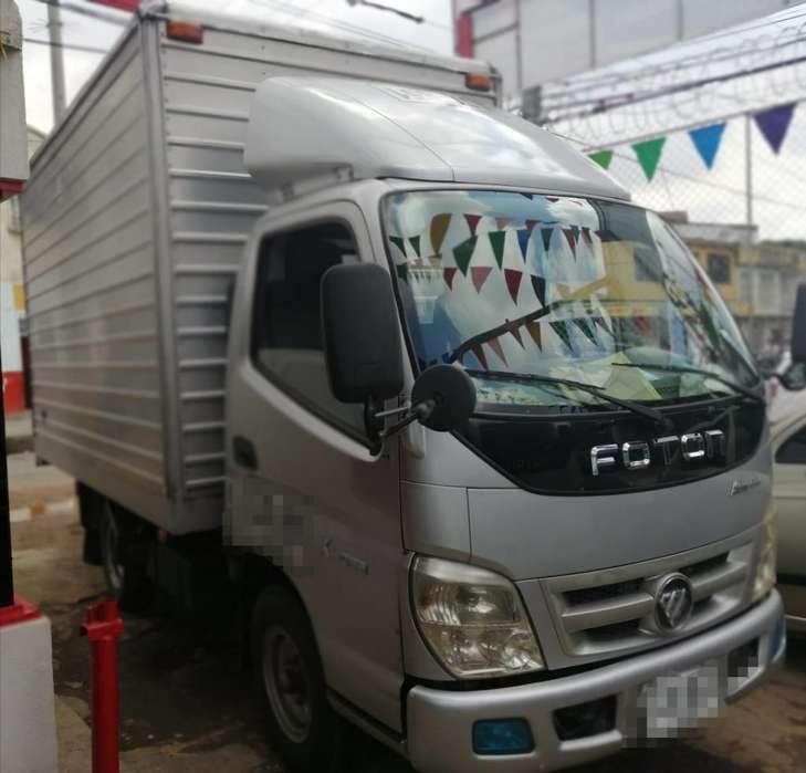 Camión Foton modelo 2015