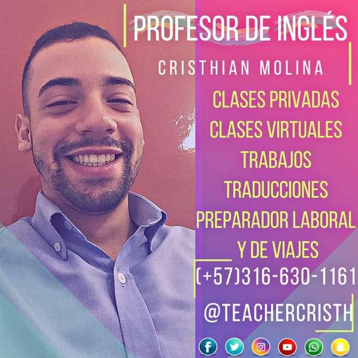 Clases de Inglés Personales O Virtuales