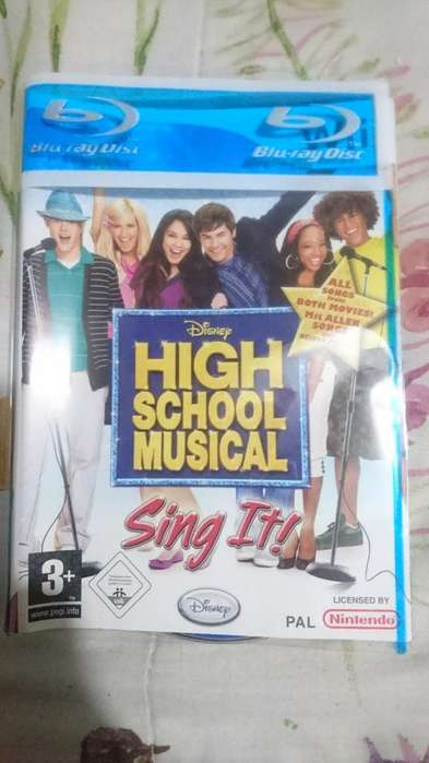 High School Musical Sing It para Wii
