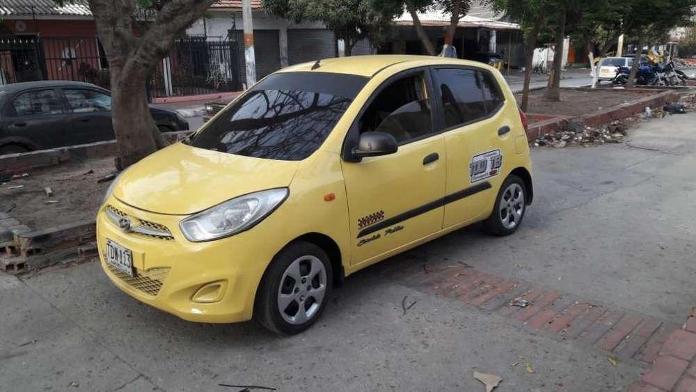 Vendo Hyundai I10 Taxi 2013 Hermoso