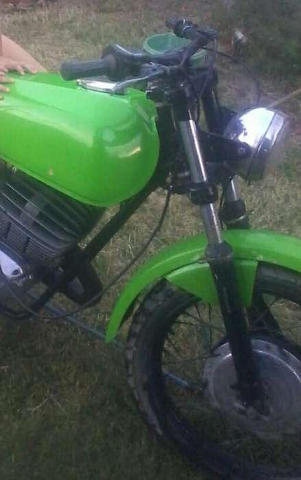 Vendo Zanella 125 Cc