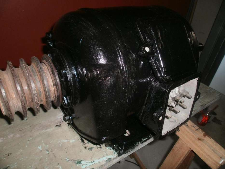 motor trifasico 4hp