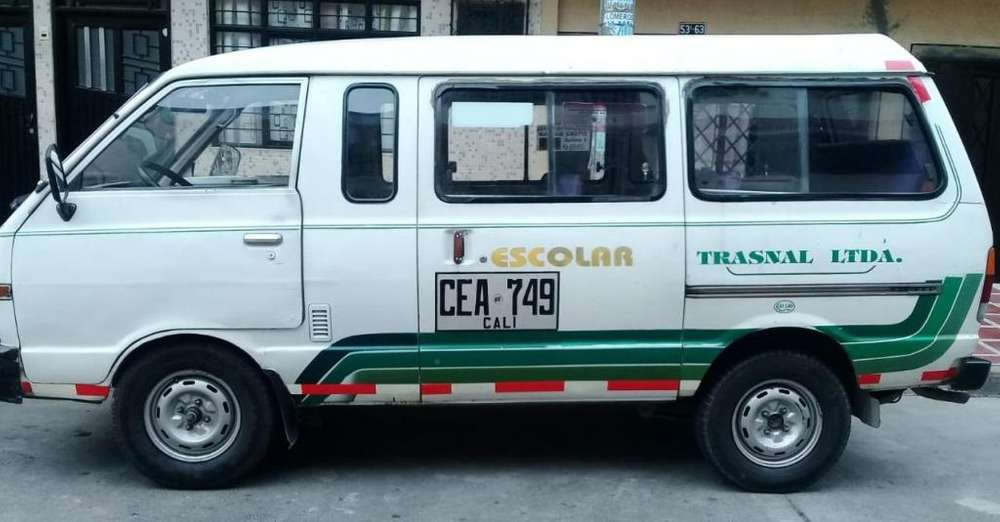 Nissan Vanette 1995 - 4500 km