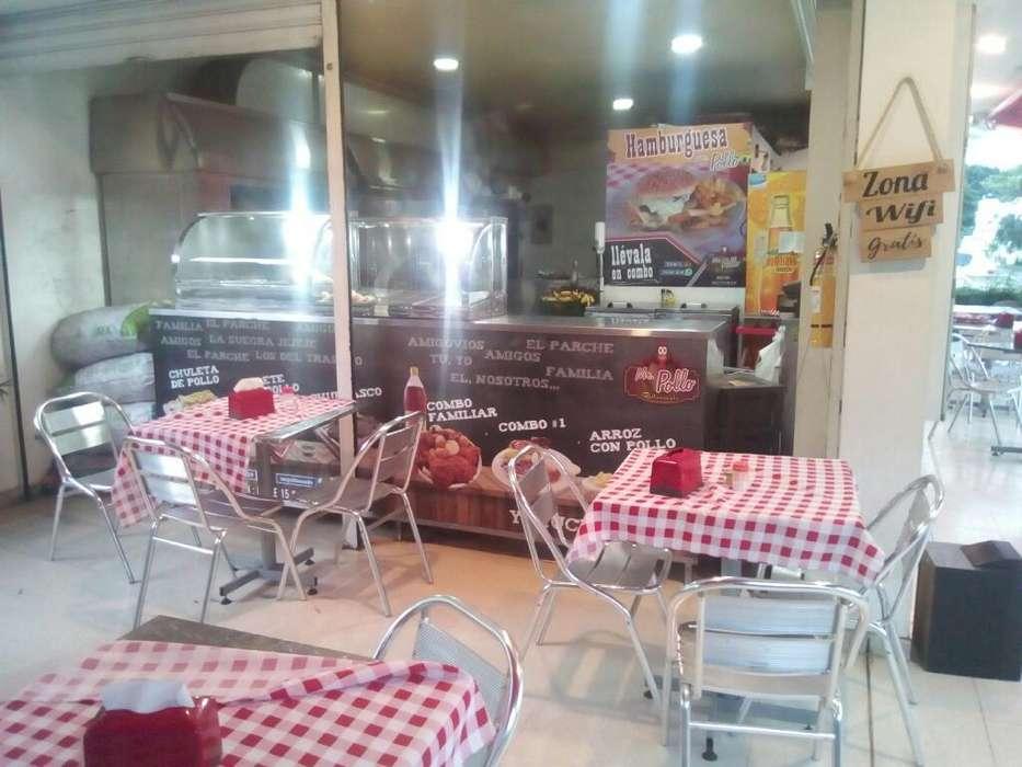 Se Vende Montaje Asadero Restaurante