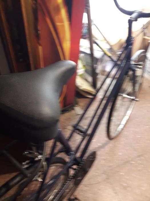 Bicicleta Dama Antigua