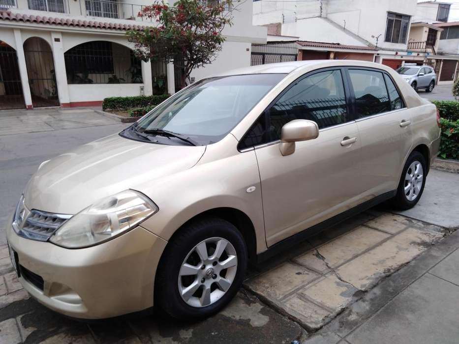 Nissan Tiida 2008 - 114000 km