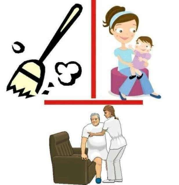 Empleada Domestica Cuidadora Me Ofrezco