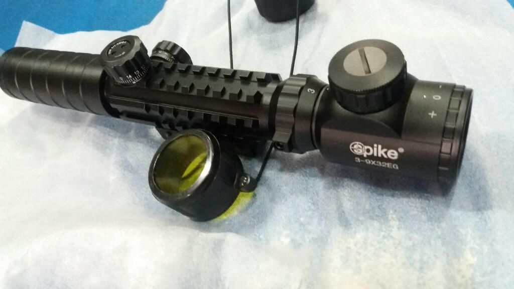 Mira Rifle Spike 3932eg.