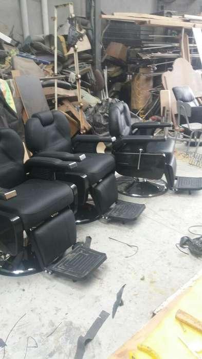 Barberos Reclinables
