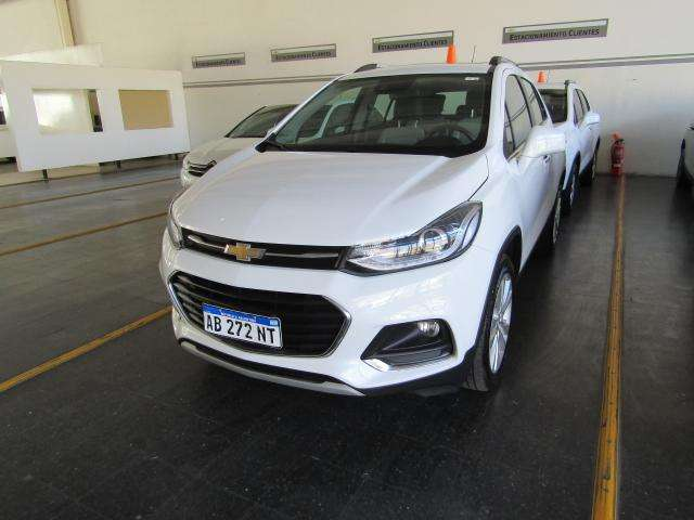 <strong>chevrolet</strong> Tracker 2017 - 33000 km