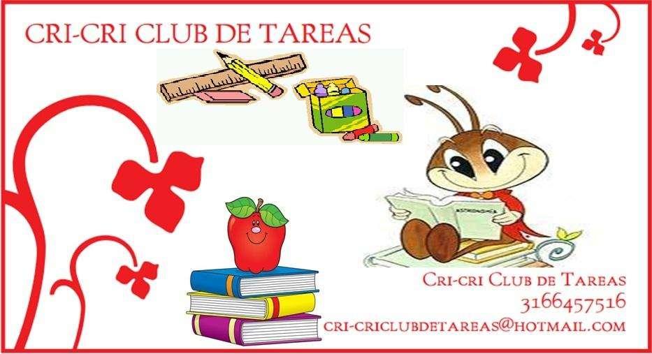 Cricri Club de Tareas