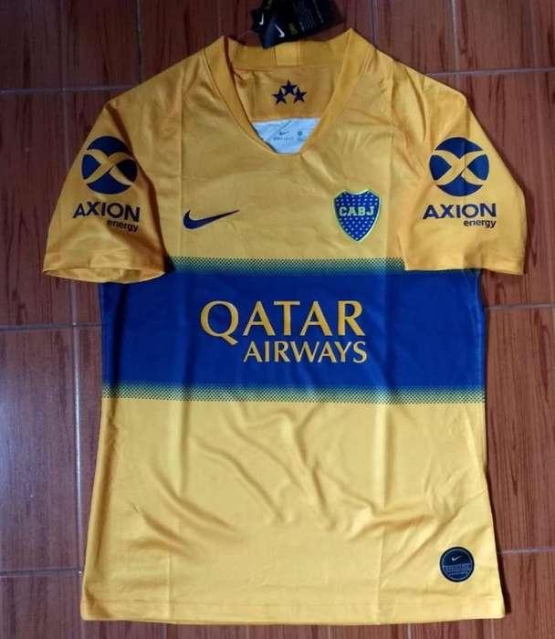 Camiseta Boca Juniors Suplente 2019