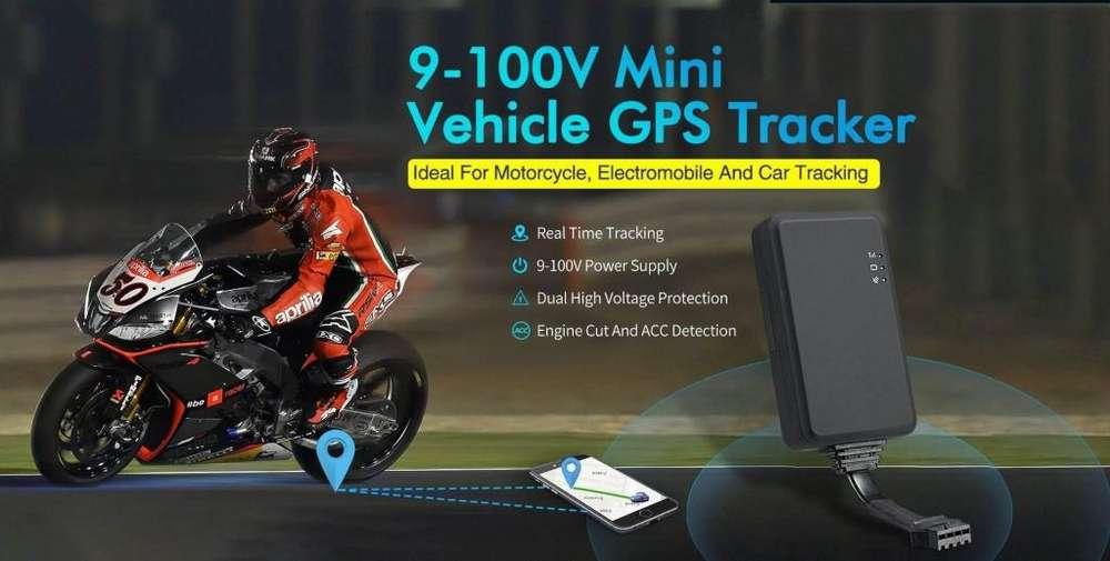 Gps Tracker Dg202 Rastreo Satelital Homologado para Moto/carro, etc