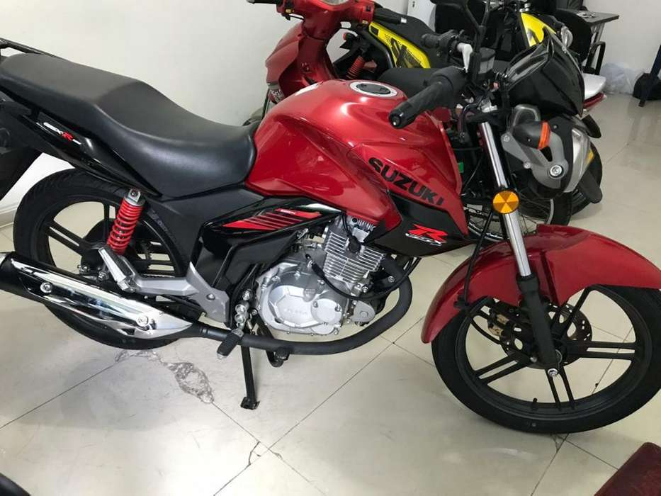 <strong>suzuki</strong> Gsx 125 2019 Incluye Traspaso