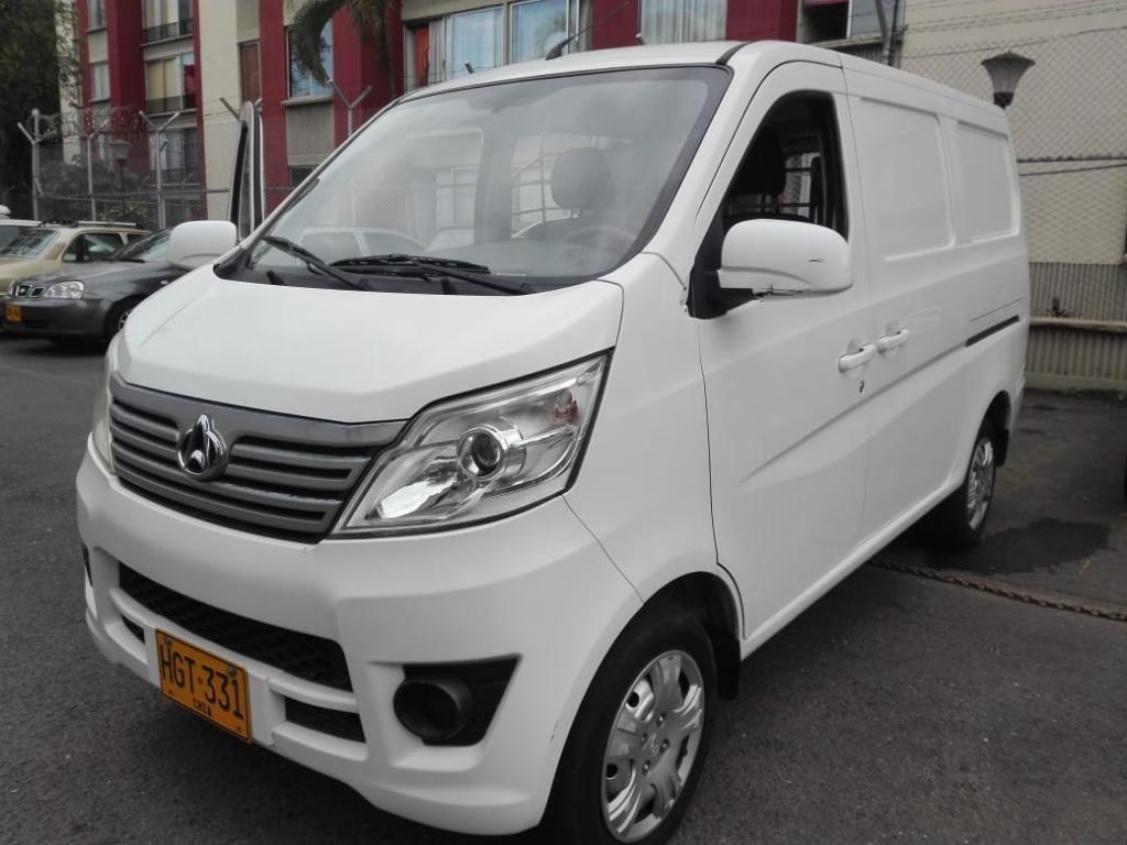 Changan 2015 Cargo Motor 1.3 Recibo Meno