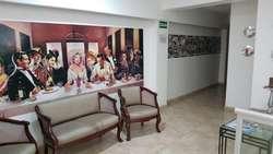 Hotel de venta en el corazón de Quevedo.