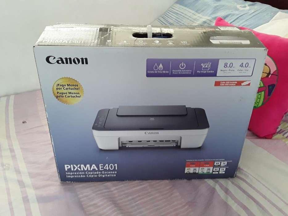 Impresora Pixma