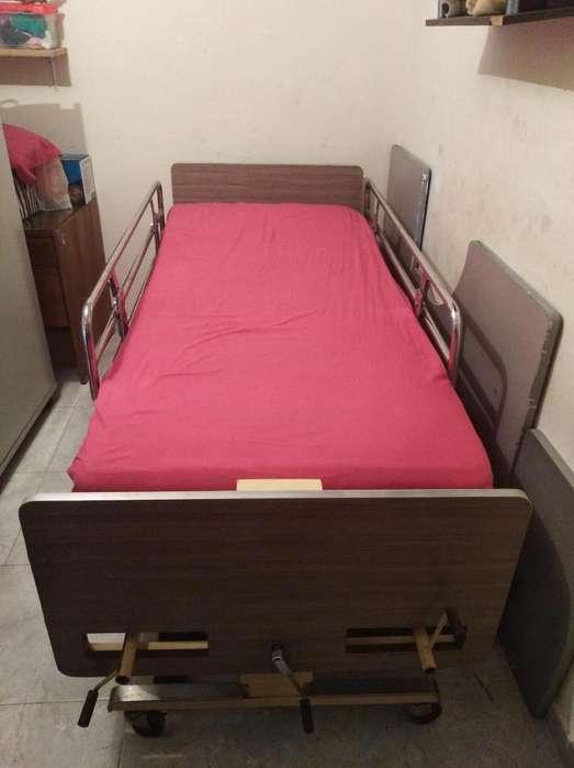 Se vende cama hospitalaria
