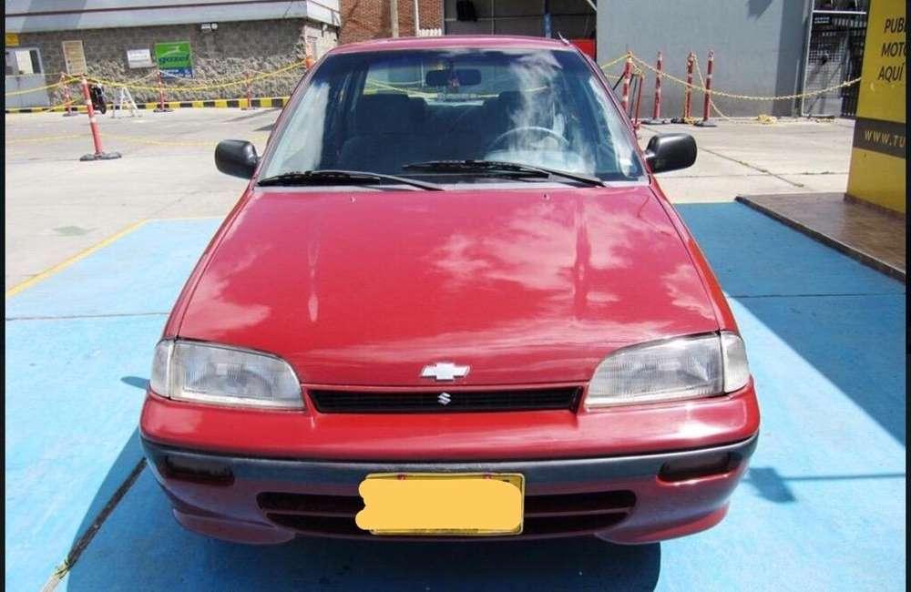 Chevrolet Swift 1998 - 2863 km