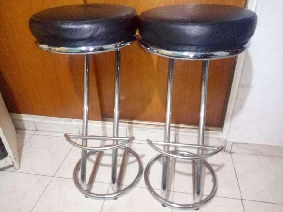 2 <strong>silla</strong>s Altas de Desayunardor
