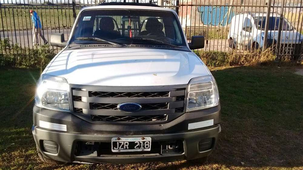 Vendo Ford Ranger Mod 2011