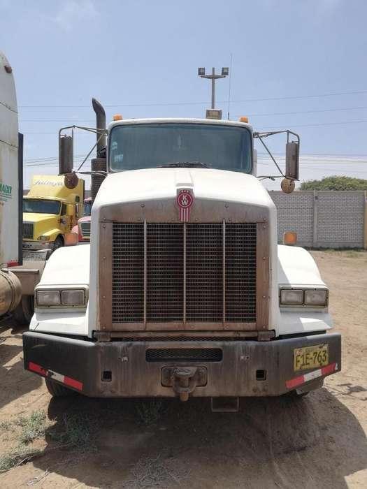 CAMION TRACTO KENWORTH T800 AÑO 2012