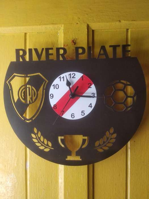 Reloj/river Plate