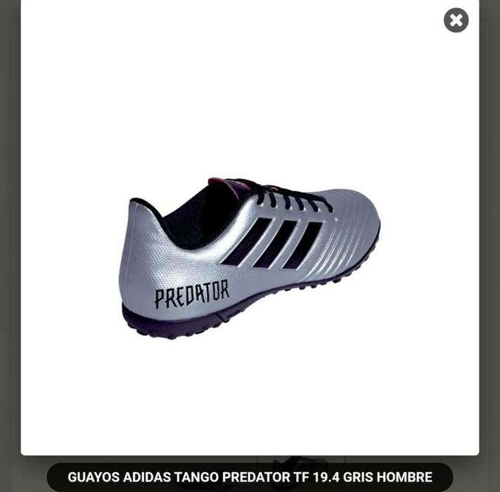 Guayos Adidas Predator