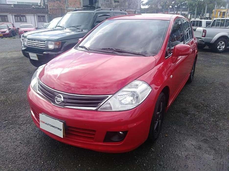 Nissan Tiida 2013 - 99000 km