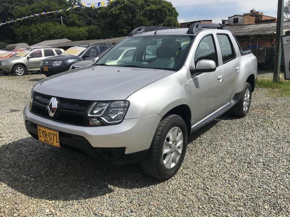 Renault Duster 2017 - 43000 km