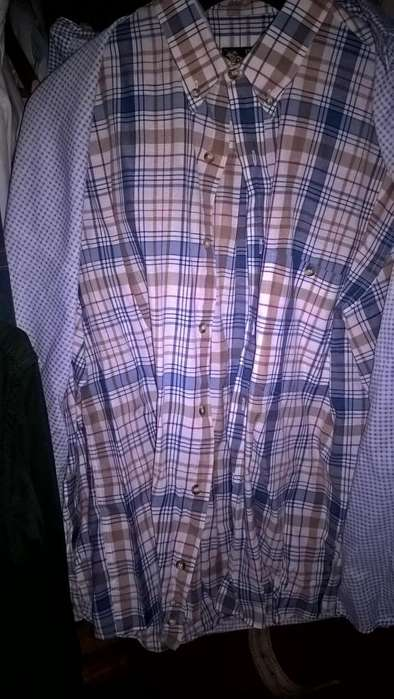 <strong>camisa</strong>S VESTIR RayasCuadrosLisas. T 48/50