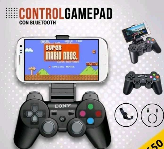 Gamepad Android Bluetooth.