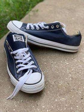 c5c9f15a1 Zapatillas Converse AllStar 44 Originales Nuevas