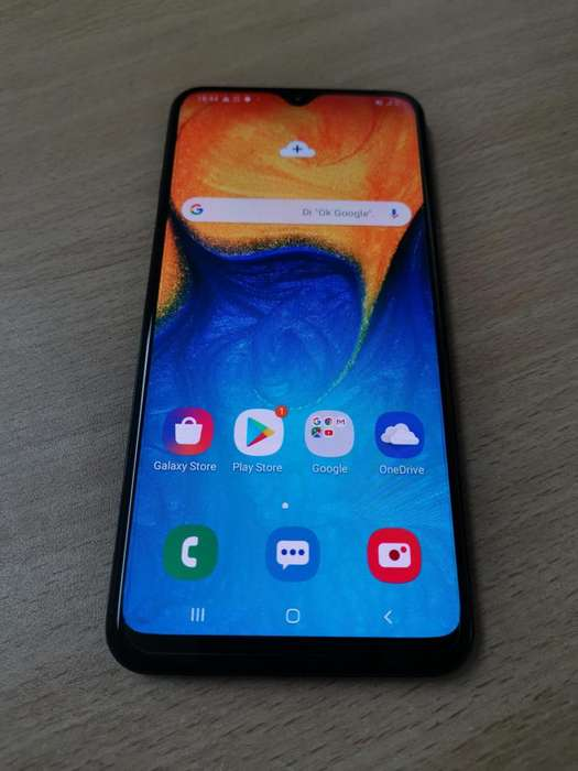 VENDO Samsung A20 32GB LIBRE IMPECABLE