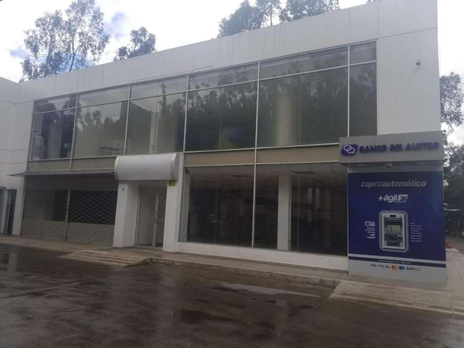 Alquiler, renta de local comercial en Avenida Milchichig, Cuenca
