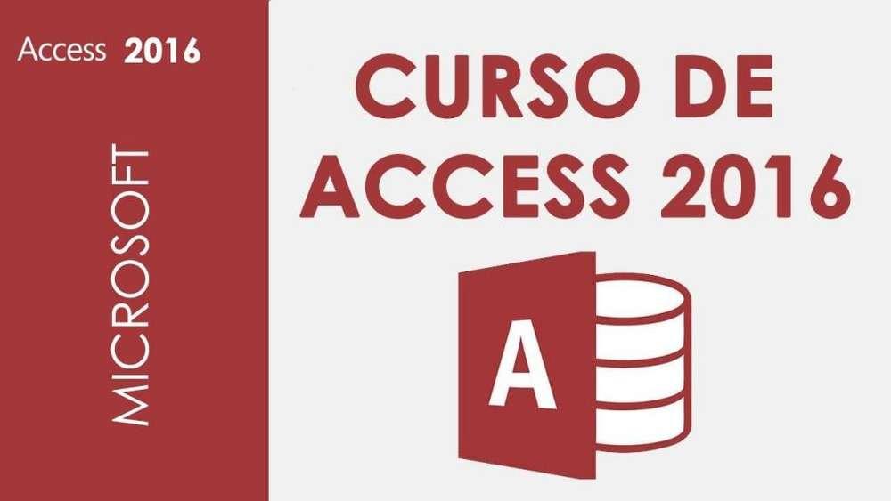 Capacitación Microsoft Access Curso Office Project Excel PowerPoint Word OneNote VBA Clases particulares o grupales