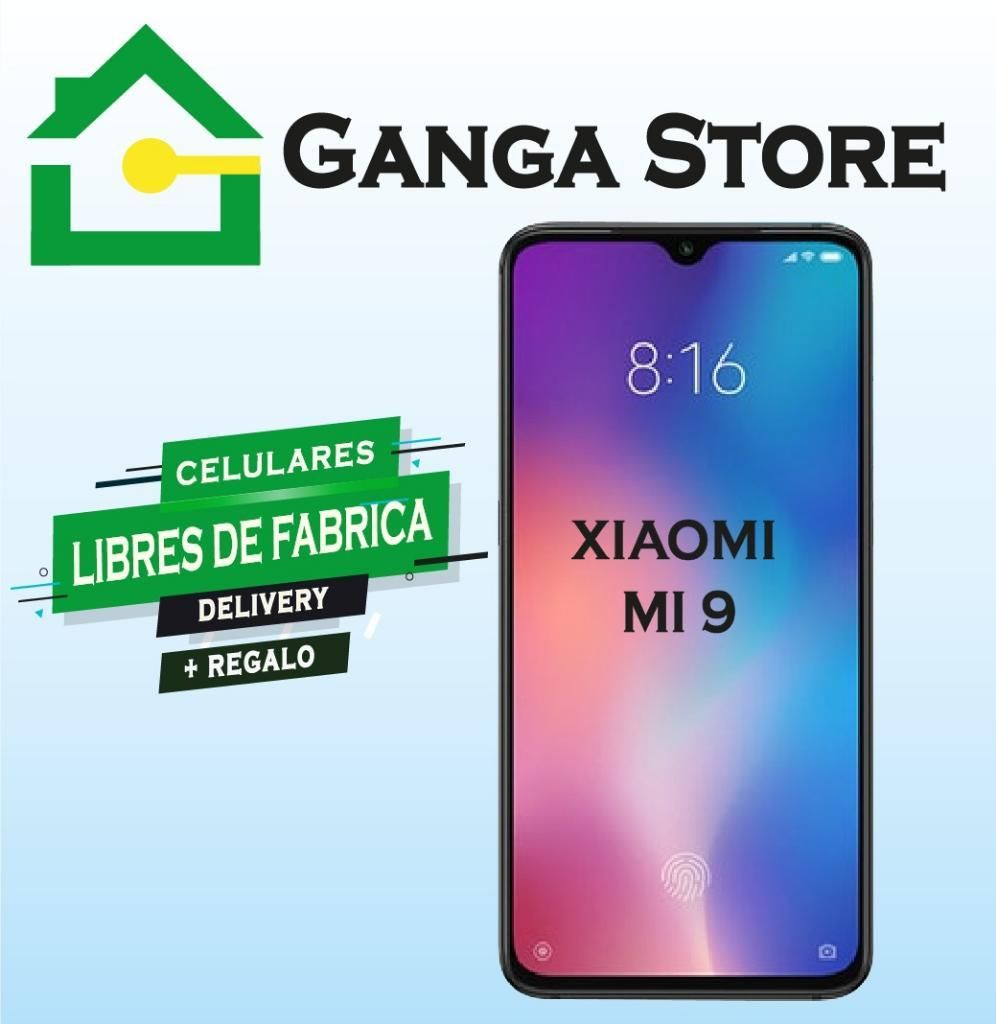 Xiaomi Mi 9 Sellados Version Global