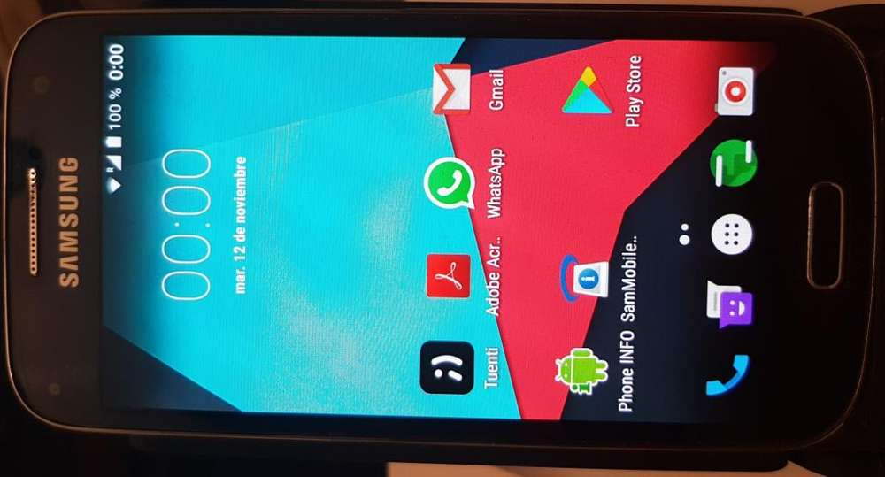 Samsung S4 Mini Duos Gt-i9192 - NEGOCIABLE