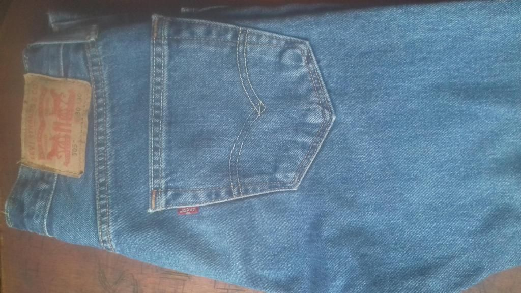 ba49fef3 Jeans levis nuevos para hombre traidos de USA - Loja