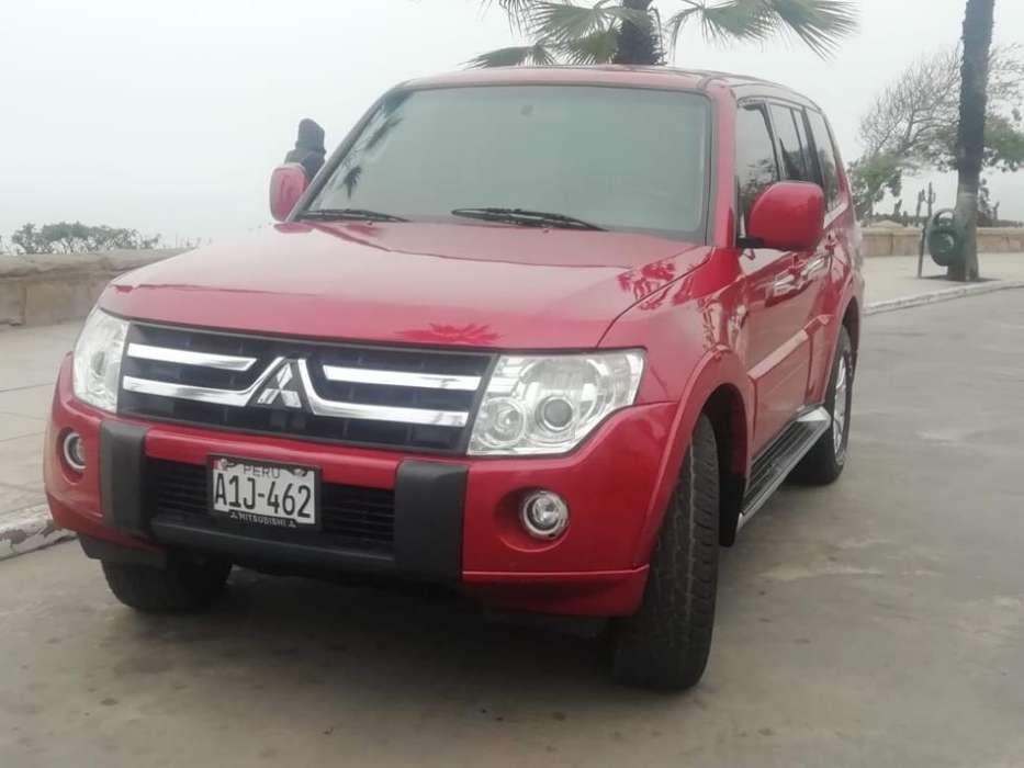 Mitsubishi Montero 2009 - 102000 km