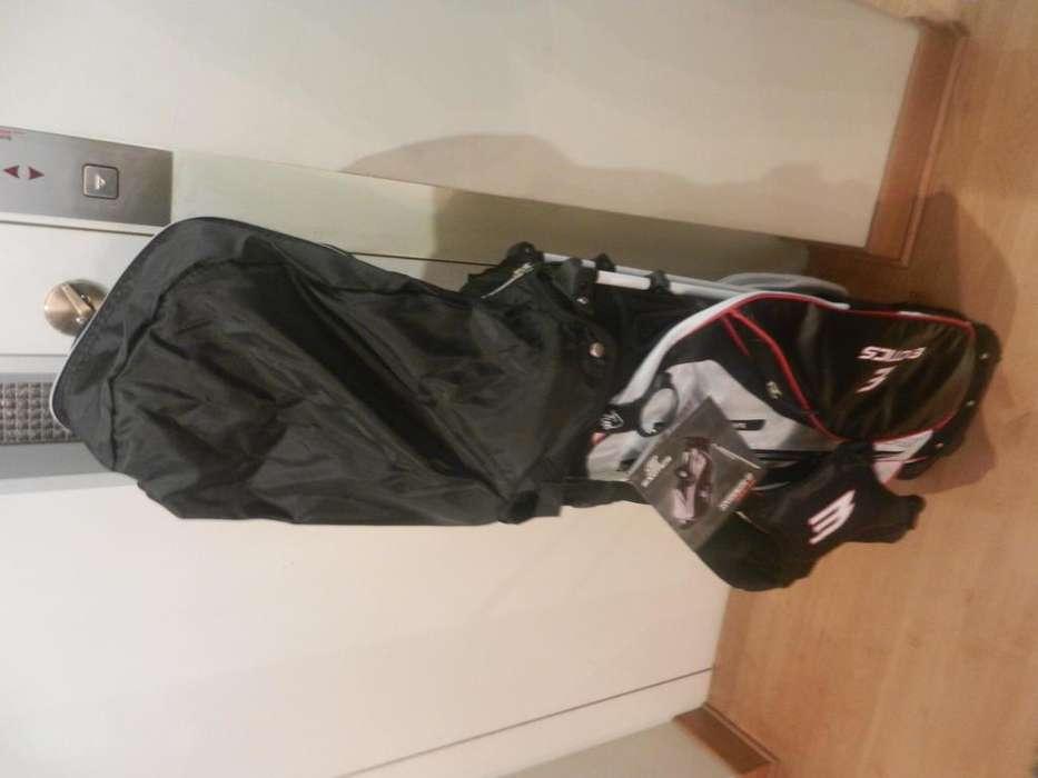 Bolsa de <strong>golf</strong> Exotics Extreme4 en buenas condiciones con patas