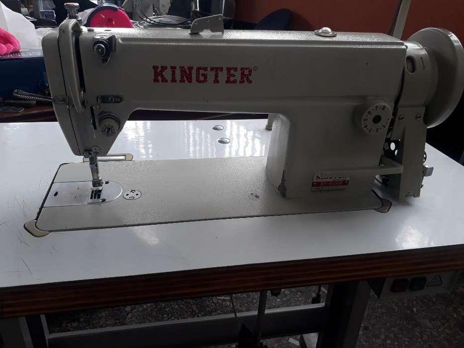 Maquina Kingter Como Nueva