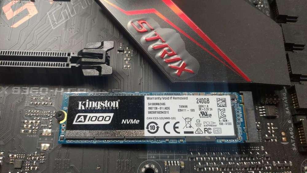 Combo Core I5 8400 8va Asus Board B360