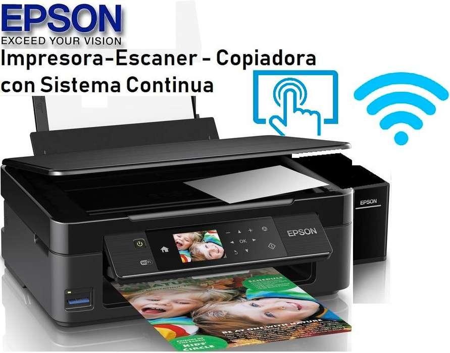 Impresora Epson xp440wifi Mejor Q L380 L3110 L3150 L4150