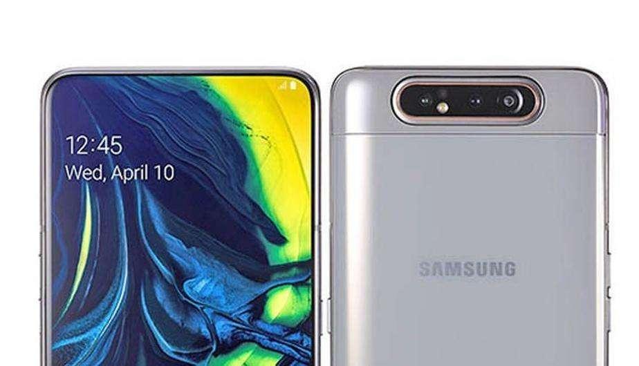 Samsung Galaxy A80 128gb-8ram 4g Sellado